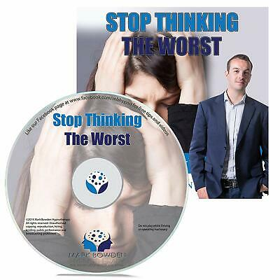 Stop Thinking the Worst Self Hypnosis CD / MP3 & App (3 in one purchase)