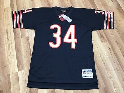 9ec07a2c44f New Mitchell Ness Walter Payton Chicago Bears Replica Collection 1985 Jersey  M