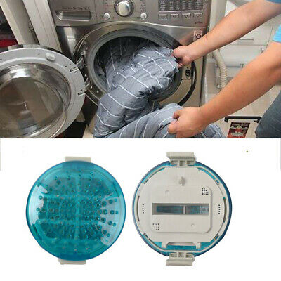 Plastic Washing Machine Hair Removal Device Clothes Clean Laundry Ball Filter