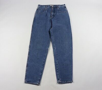 4f0b306233e Vintage 90s Guess Mens 36x34 Spell Out Tapered Leg Denim Jeans Pants Blue  USA