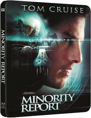 MINORITY REPORT STEELBOOK Blu Ray NEUF SOUS BLISTER