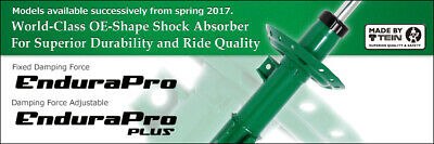 TEIN EnduraPro PLUS Adjustable Front Shock for Mazda Roadster Base Model (NB6C)