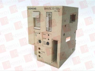 Siemens 6Es5103-8Ma02 / 6Es51038Ma02 (Used Tested Cleaned)
