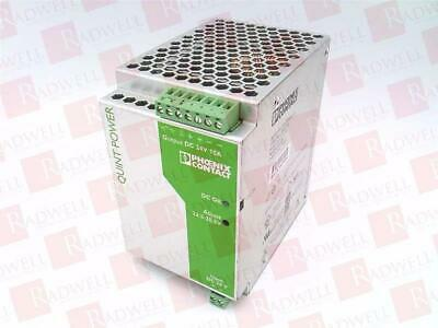 Phoenix Contact Quint-Ps- 24Dc/24Dc/10 / Quintps24Dc24Dc10 (Used Tested Cleaned)