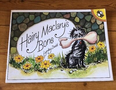 Hairy Maclary's Bone by Lynsey Dodd. Paperback Book.