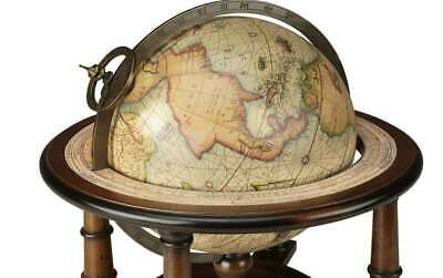 terrestrial Table globe Navigator from Authentic Models