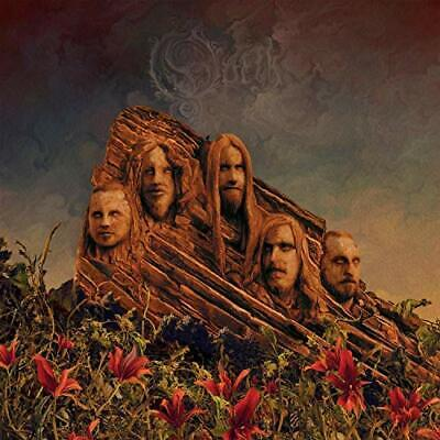Opeth-Garden Of The Titans (Opeth Live At Red Rocks) Cd New