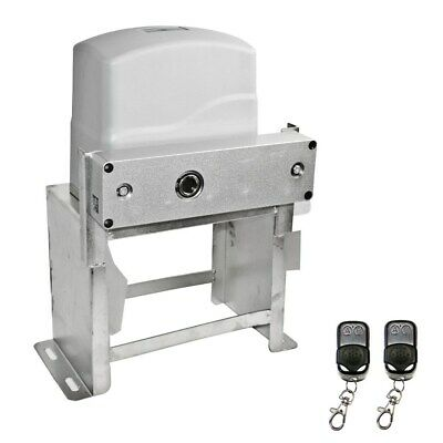 ALEKO Basic Kit Gate Opener for Sliding Gates Up to 55-Feet Long And 2400-Pounds