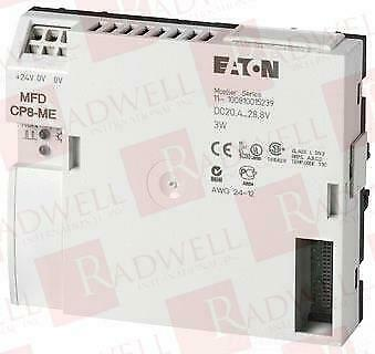 Eaton Corporation Mfd-Cp8-Me / Mfdcp8Me (New In Box)