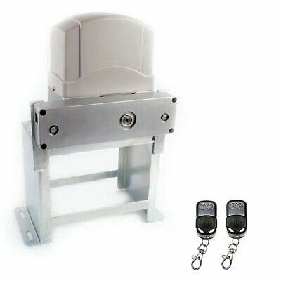 ALEKO AC2700 Sliding Gate Opener Basic Kit For Gates Up To 60-ft 2700-lb