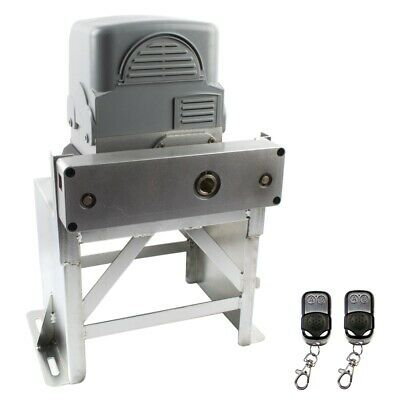 ALEKO Basic Kit Sliding Gate Opener For Super Heavy Gates Up To 100-ft 5700-lb