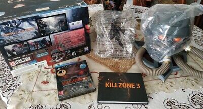 PS3 — Killzone 3 Helghast (Limited/Collector's Edition)