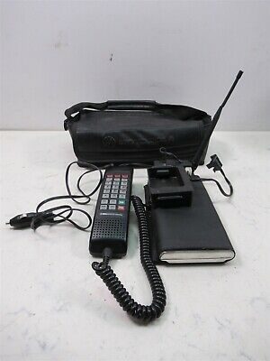 Vintage Collectible BellSouth Mobility Motorola Bag Phone