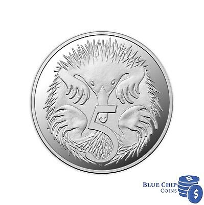 2019 5c Echidna Silver Proof Coin Ex-Proof Set