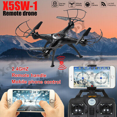 New X5SW -1 Wifi RC Quadcopter Drone with HD Camera RTF UAV ARF FPV Real Time