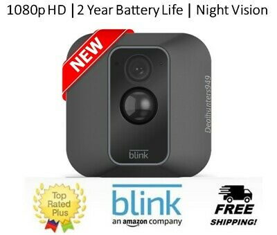 ADD-ON BLINK XT Home Security Camera for Existing Blink