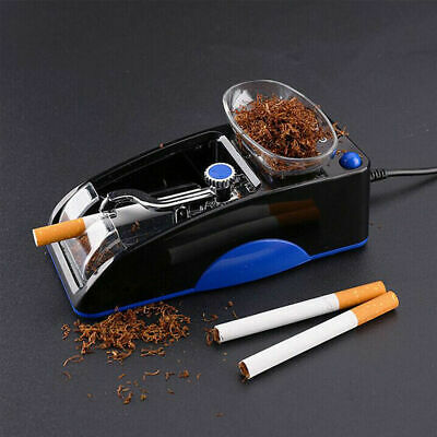 Electric Cigarette Rolling Machine Automatic Tobacco Injector Maker Roller N0H8Z