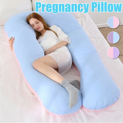 Pregnancy Pregnant Pillow Maternity Belly Contoured Body U Shape Feeding Cushion