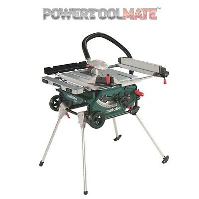 Metabo TS 216 240v Table Saw with Integrated Stand