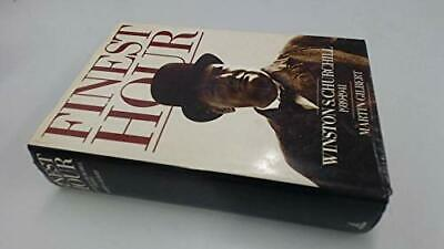Finest Hour: Winston S. Churchill 1939-1941, Gilbert, Martin, Used; Good Book