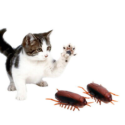 Hoomall® Cats Toys Funny Interactive Training Electronic Cockroach Toys