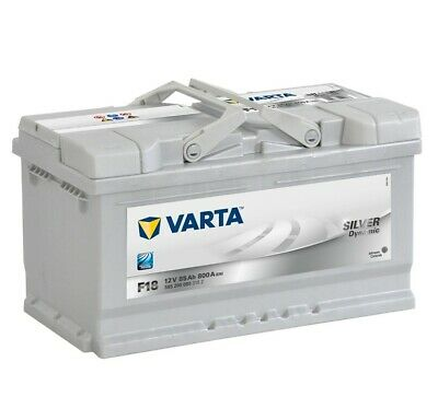 Varta F18 Audi BMW VW Vauxhall Porsche Car Battery 12v 5 Year 110 85Ah 800CCA