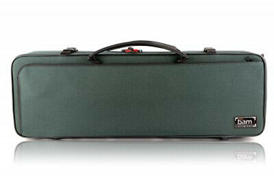 BAM Classic Violin Case Forest Green