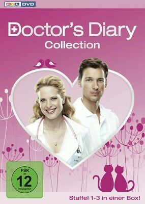 Doctor's Diary Collection - Staffel 1-3 [6 DVD's]