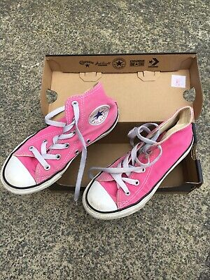 Pink Converse Shoes Size 12