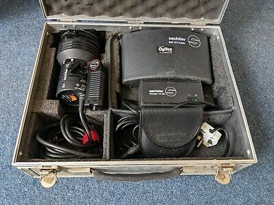 Sachtler Battery Operated Tungsten Lighting Kit in Carry Case