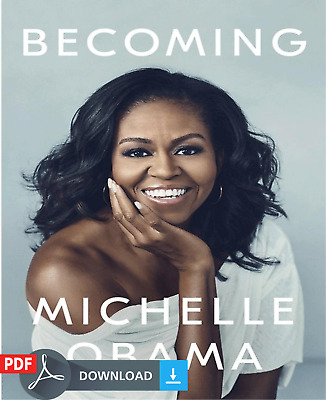 Becoming (2018) by Michelle Obama [e-Version]