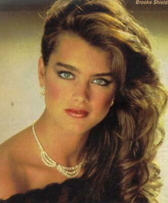 Brooke Shields 8x10 Photo Picture Very Nice Fast Free Shipping #11