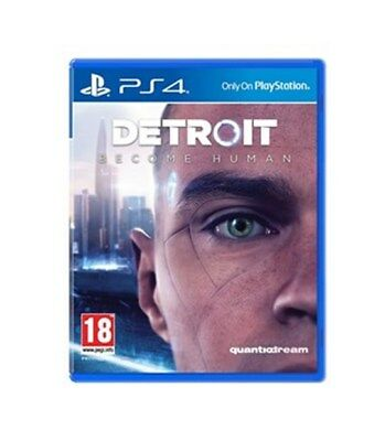 Detroit: Become Human PS4 nuovo
