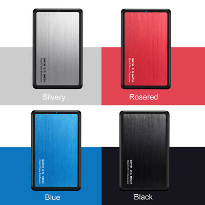 Useful 3.0 SATA SSD HDD Hard Drive Case Cover With Aluminum Enclosure Box