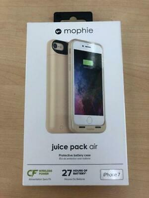 Mophie Juice Pack Air Battery Case for IPHONE 7 -GOLD