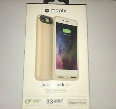 Mophie Juice Pack Air Battery Case  For IPHONE 7 Plus- GOLD