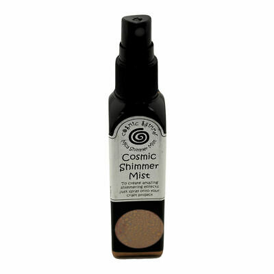 Cosmic Shimmer Mica Mister 50ml Spray Ancient Copper