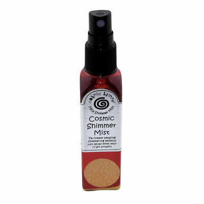 Cosmic Shimmer Mica Mister 50ml Spray Golden Fish