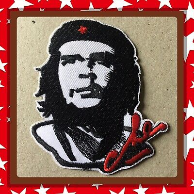 🇨🇦 Che Guevara Cuba Embroidered Patch Sew On/stick On Clothing/new 🇨🇦