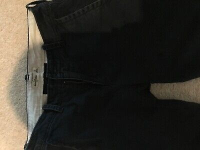 Abercrombie Kids Boys Navy Chino Trousers Size 12/14years
