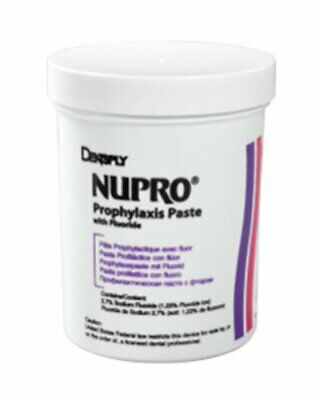 Dentsply 801222 Nupro Prophy Paste Cups Medium Grit Mint With Fluoride 200/Pk