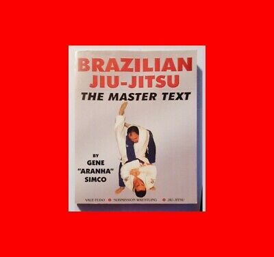 ☆Gd Martial Arts Book:brazilian Jiu-Jitsu/The Master Text-Submisson,Grappling+Mo