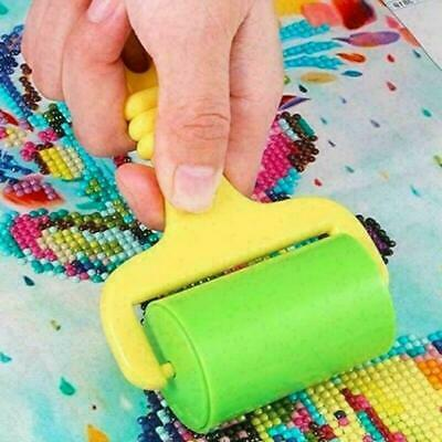 Diamond Painting Cross Stitch Tool Roller Cutter Mould Best Clay quali High P7S4