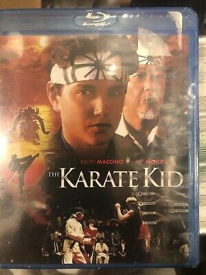 The Karate Kid (Blu-ray Disc, 2010) FREE SHIPPING!