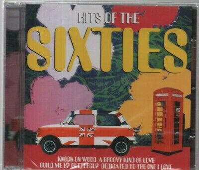 Hits Of The Sixties - 20 Classic Hits (brand new CD) 60's