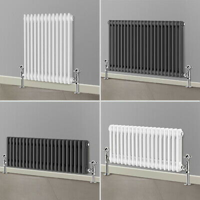 Horizontal Traditional Column Radiator 2 3 Column Bathroom Cast Iron Style Rads