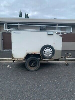 Go Kart Trailer 6x4 fully enclosed