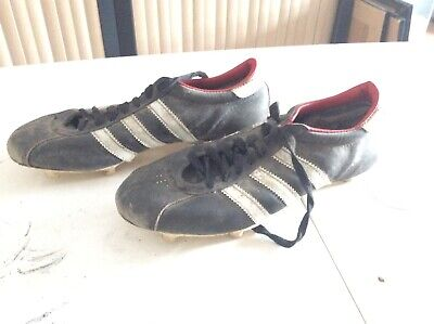 Vintage Patrick À Crampons In Ancienne Chaussures T40 Made Cuir QtxshdCr