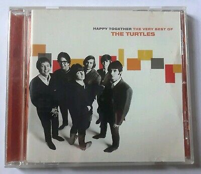 The Turtles - Happy Together - The Very Best Of The Turtles -Promo CD - DK 37488