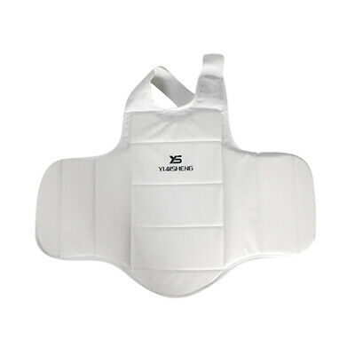 Womens Womens Chest Protector Karate Boxing Chest Bust Guard Cimac WKF Approved